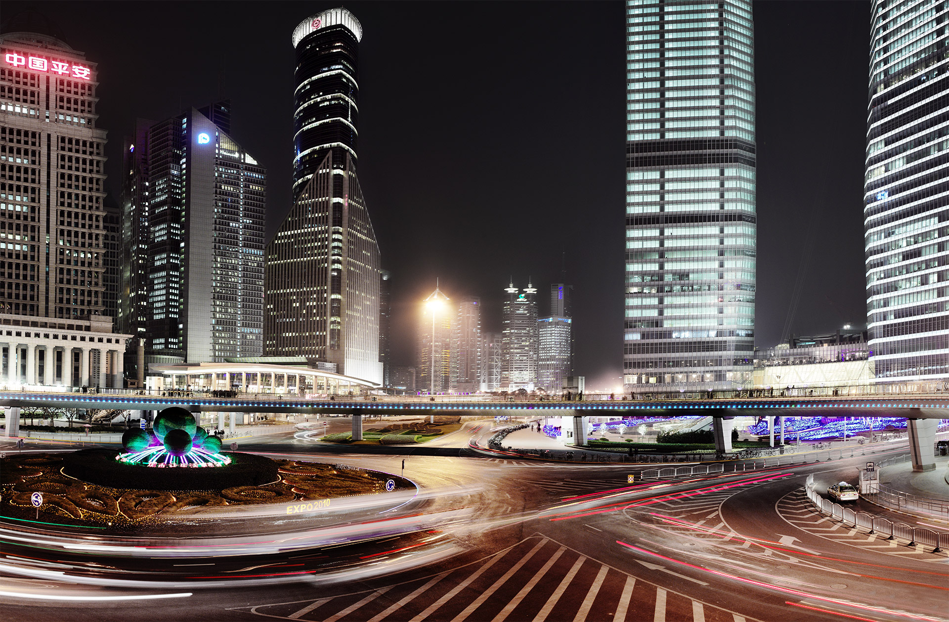 Pudong_roundabout