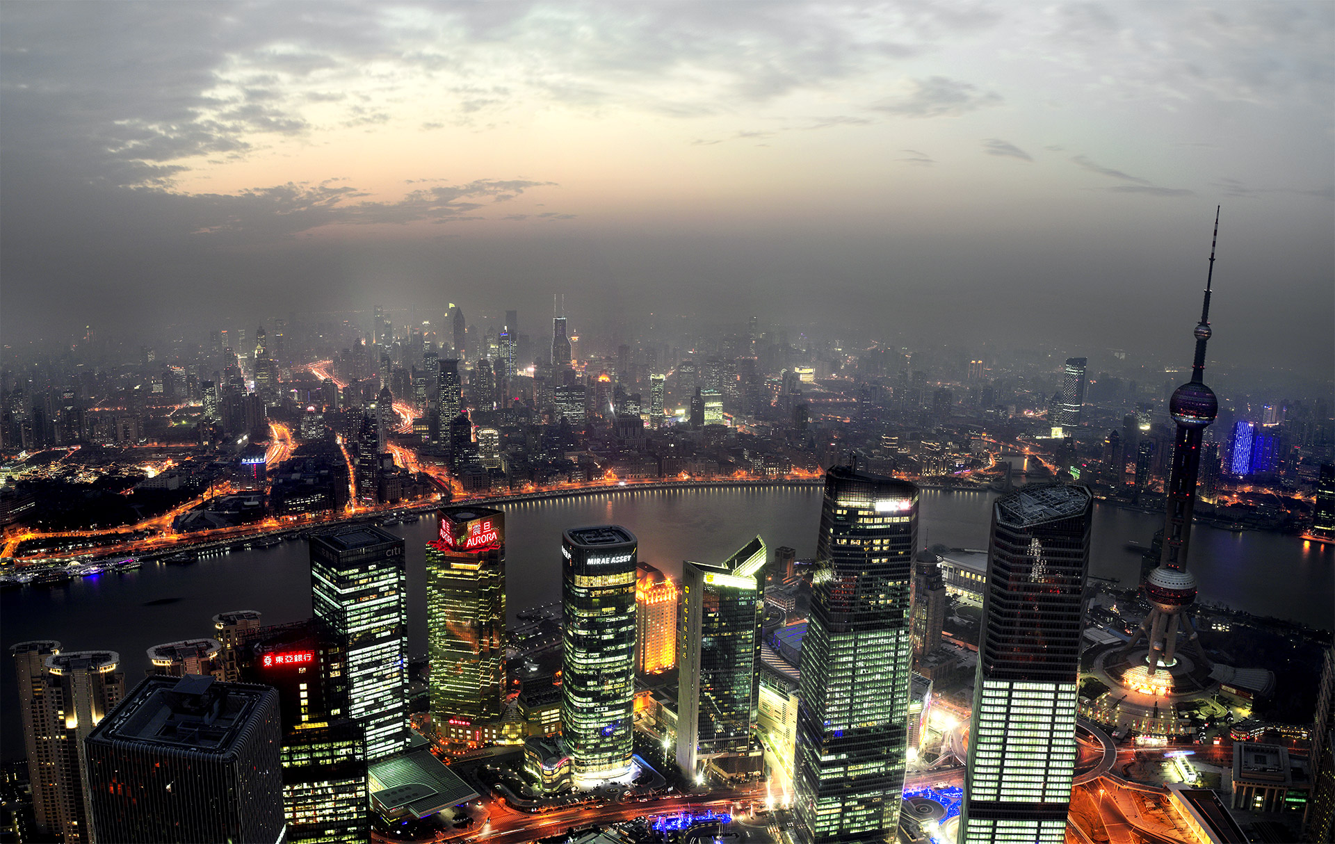 Shanghai_Pudong_panorama
