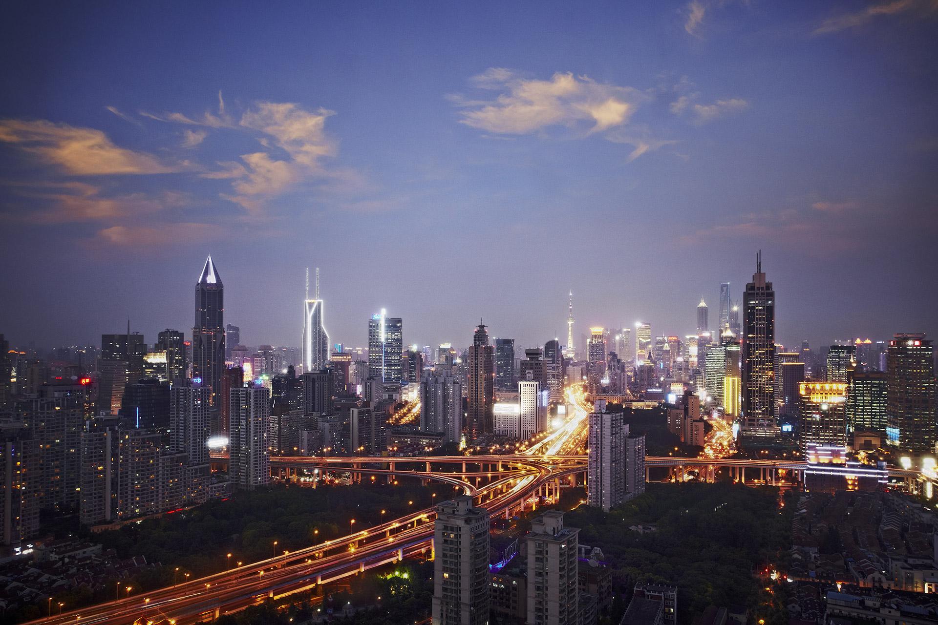 Shanghai_tower_night